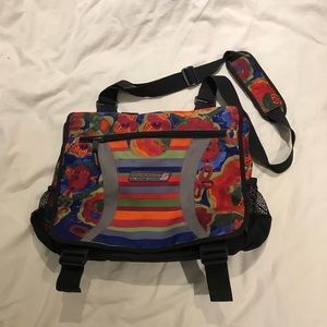 Colorful Crossbody Pack